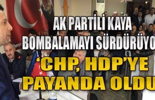 Bu Kez CHP'li Belediye Başkanını Hedef Aldı