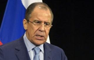 Lavrov, Ziyareti İptal Etti