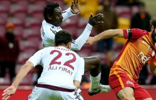 Galatasaray 1-1 Elazığspor