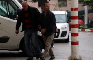 'Elle Taciz' İddiasıyla Tutuklandı