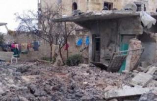 Rus Uçaklarının Saldırısında 10 Suriyeli Öldü