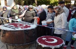 Afyonkarahisar'da Şifalı Aşure Geleneği