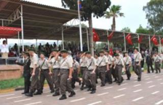 Aydın'da 35 Engelli Askerlik Sevinci Yaşadı