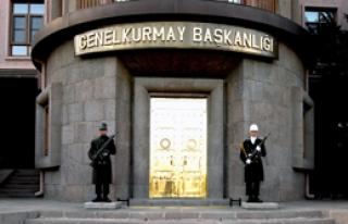 Genelkurmay Ankara Dışına Taşınacak