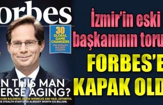 İzmir'in Eski Başkanının Torunu Forbes'e Kapak...