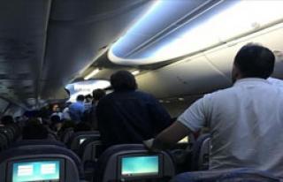 Dubai- İstanbul Uçağında Şok Eden Hırsızlık