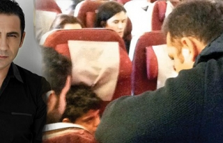 Ferhat'tan Uçakta İlk Yardım