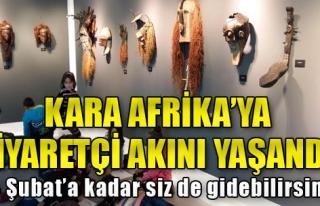 Kara Afrika'ya Büyük İlgi