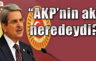 'AKP'nin Aklı Neredeydi'