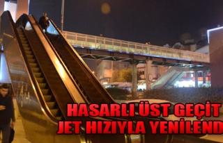 Büyükşehir'den Jet Hızıyla Yenileme!
