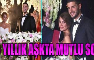 Berk Oktay Evlendi