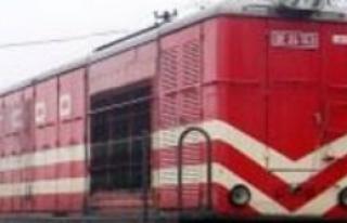 Adana'da Tren Kazası