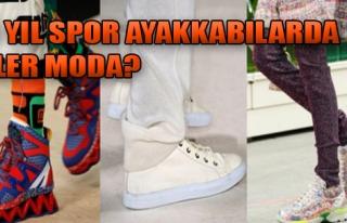 Bu Yıl Spor Ayakkabılarda Neler Moda?