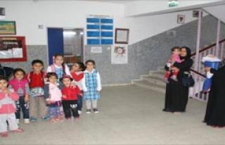 Suriyeli Çocuklar Da Okullu Oldular