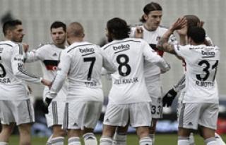 Beşiktaş 3-2 Bursaspor