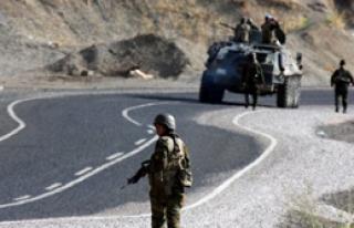 PKK'nın Bölge Sorumlusu Öldürüldü!