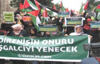 Filistinliler Grevi Sona Erdirdi