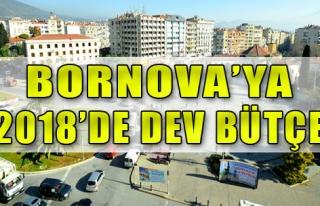 Bornova'nın Bütçesi Belli Oldu
