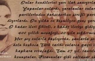 TRT Ekranlarında Atatürk'e Hakaret!