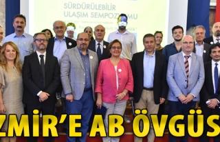 İzmir'e AB Övgüsü