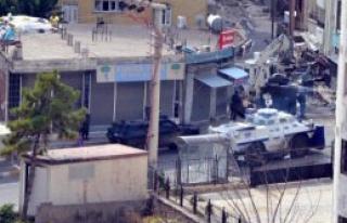 HDP'liler Silvan'da