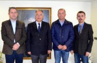 Arnavutluk'tan Selçuk'a Kardeş Şehir Teklifi