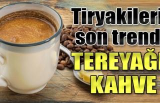 Tiryakilerin Son Trendi: Tereyağlı Kahve