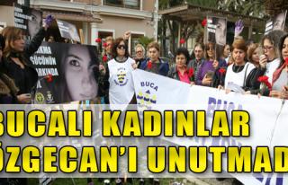 Kadınlar Şiddete Karşı Haykırdı