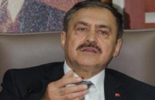 Eroğlu: Vahşi Madenciliğe Karşıyız
