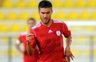 Altınordu'da Timur Ayrılan 8'inci Futbolcu