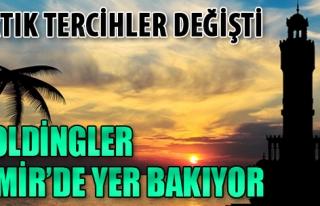 4 Holding İzmir'e Taşınıyor...