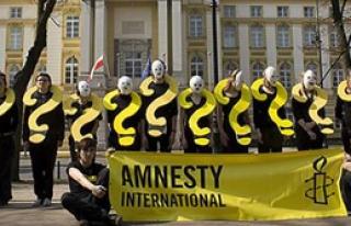AF Örgütü: Türkiye Sözünü Tutmadı