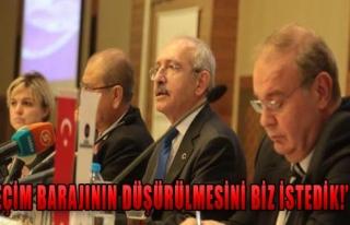 Kılıçdaroğlu İzmirli Sanayici İle Buluştu!