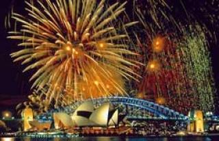 Dünyadan Yeni Yıl Kutlamaları