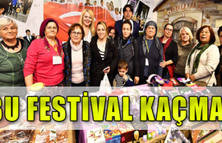 Kadın Festivali Büyük İlgi Görüyor