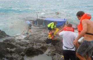 Okyanus Göçmenlere Acımadı!