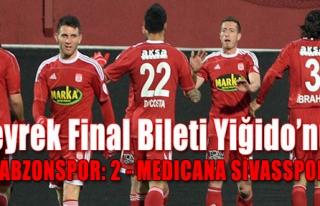 Yiğido'lar Çeyrek Final'de