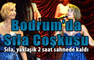 Bodrum'da Sıla Coşkusu