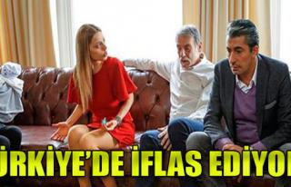 Ünlü Yapım Şirketi Türkiye'de İflas Başvurusunda...