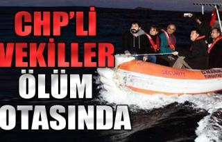 CHP'li Vekiller Ölüm Rotasında