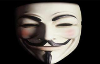 Anonymous'tan Putin'e Hoşgeldin