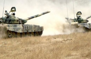 'Ermenistan 70 Asker ve 5 Tank Kaybetti'