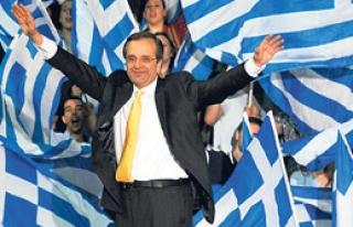Yunan Halkı Cezayı Kesti
