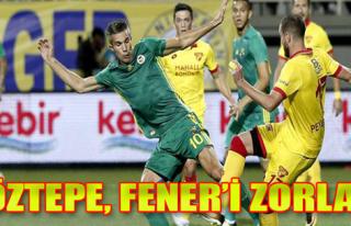 Göztepe 2-2 Fenerbahçe