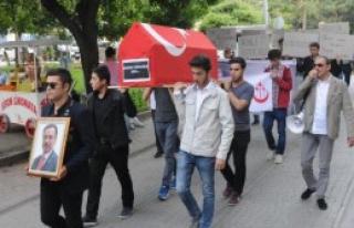 'Adalet İstiyoruz' Yürüyüşü