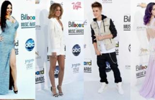 Billboard Ödülleri Sahiplerini Buldu