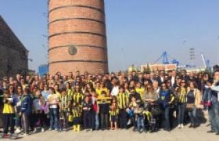 Fenerbahçeliler İzmir'de Kahvaltıda Buluştu