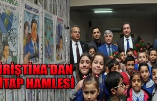 Çocuklar 'Başkan Amca'yı Okuyacak