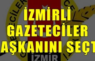 İzmirli gazeteciler başkanını seçti