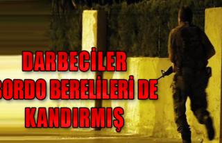 Bordo Berelileri 'Terör' Diye Kandırmışlar